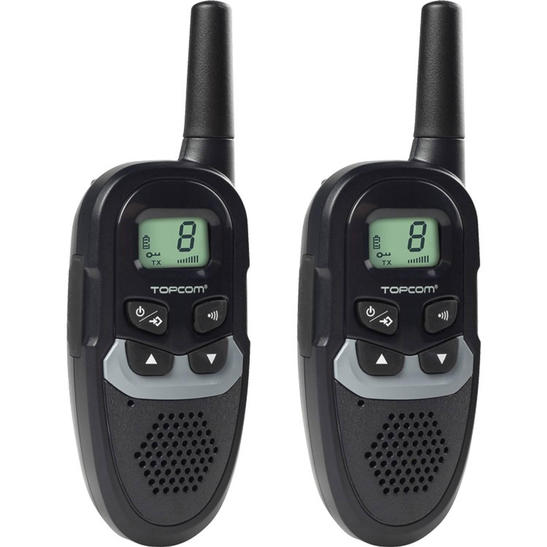 Twintalker rc-6410 walkie talkie set