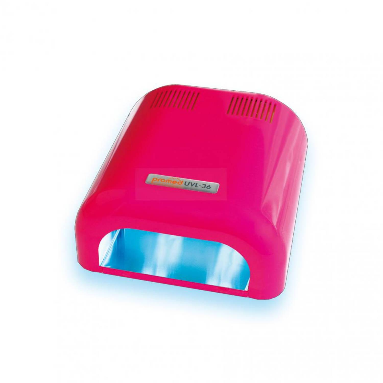 Promed nageldroger UV - UVL36 - roze