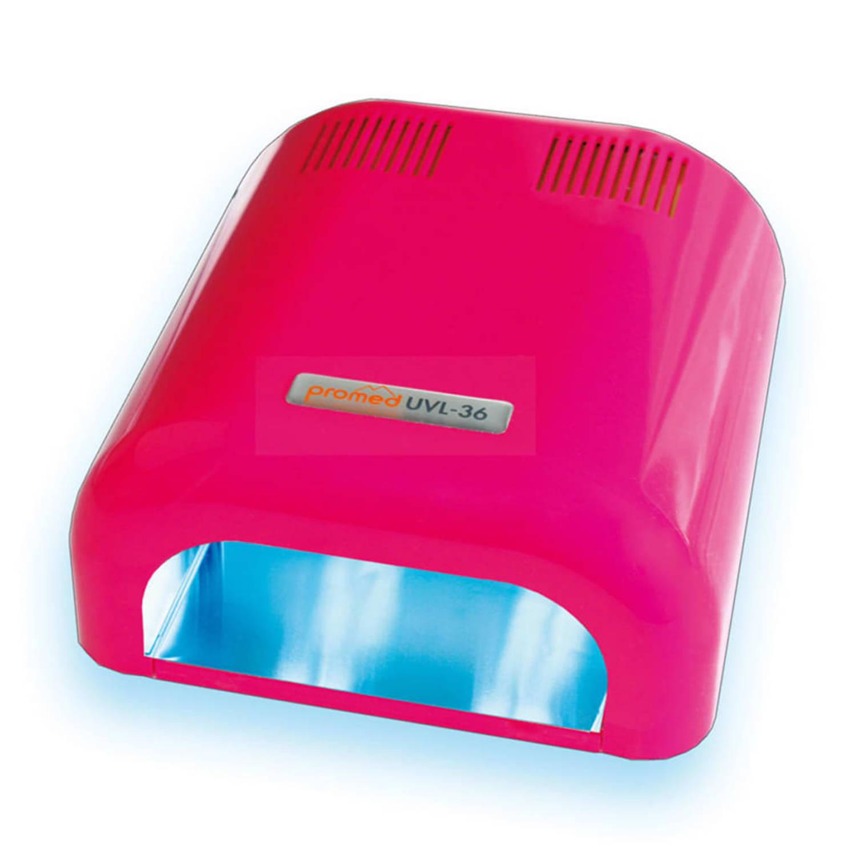 Promed UV Nageldroger UVL-36 36 W roze 330015