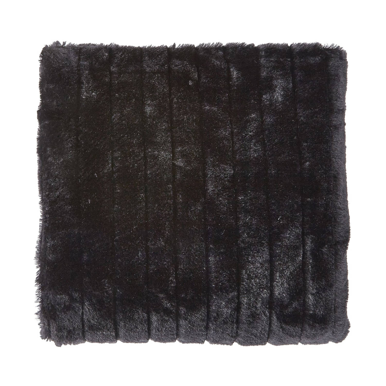 Plaid Yorick 130x180 cm zwart zwart
