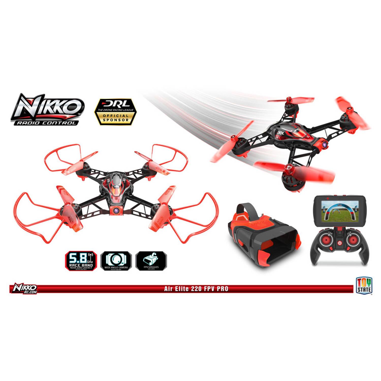 NIKKO op afstandbestuurbare drone Air Elite
