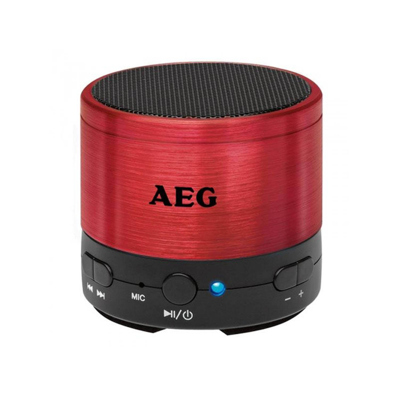 AEG Bluetooth Geluidssysteem BSS 4826 (Rood)