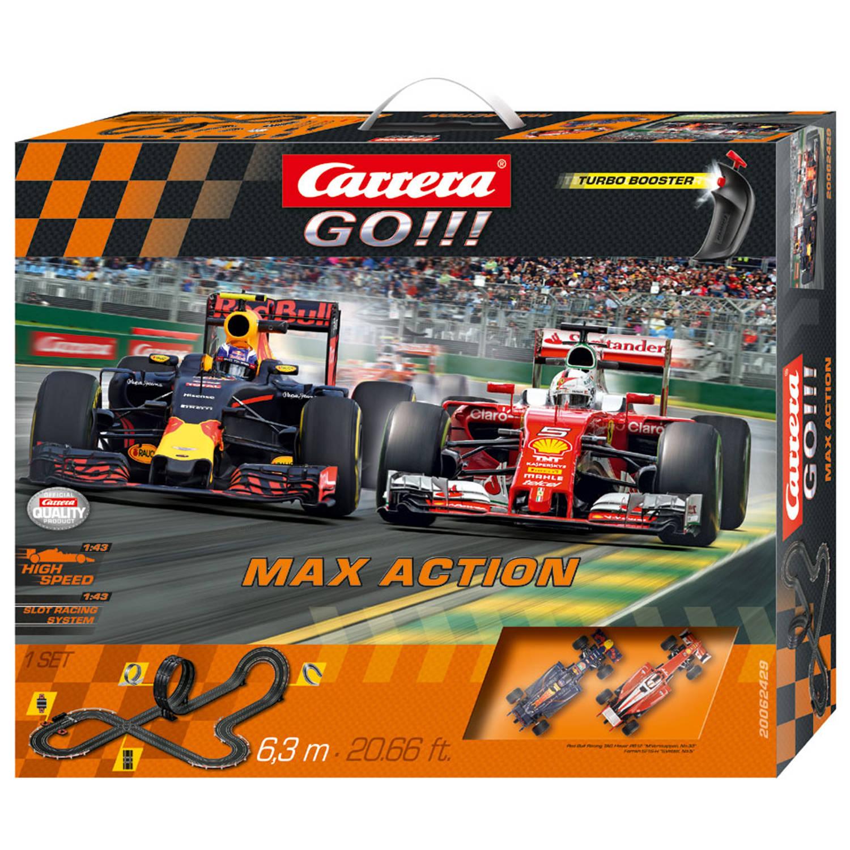 Carrera GO! Max Action racebaan