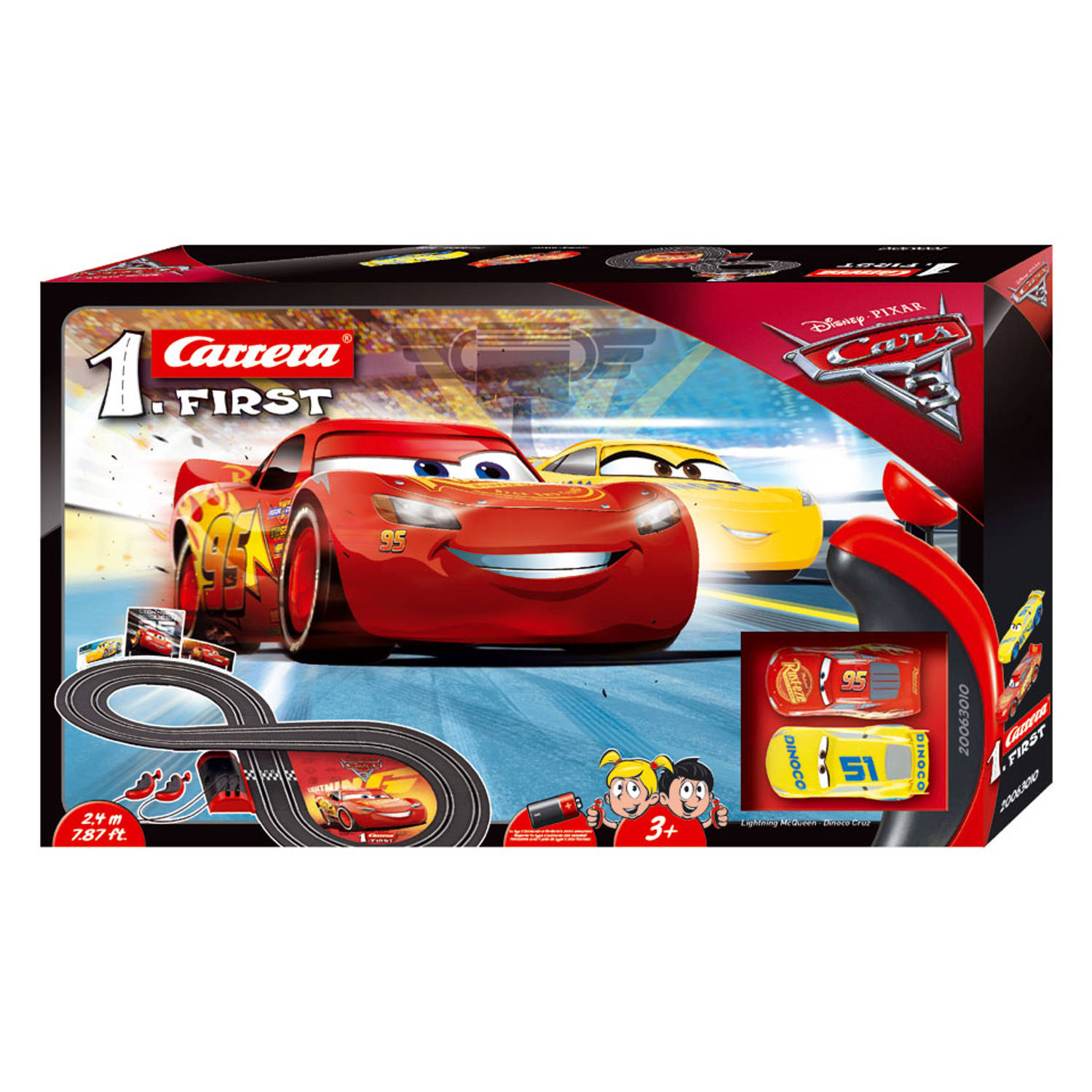 Carrera first cars 3