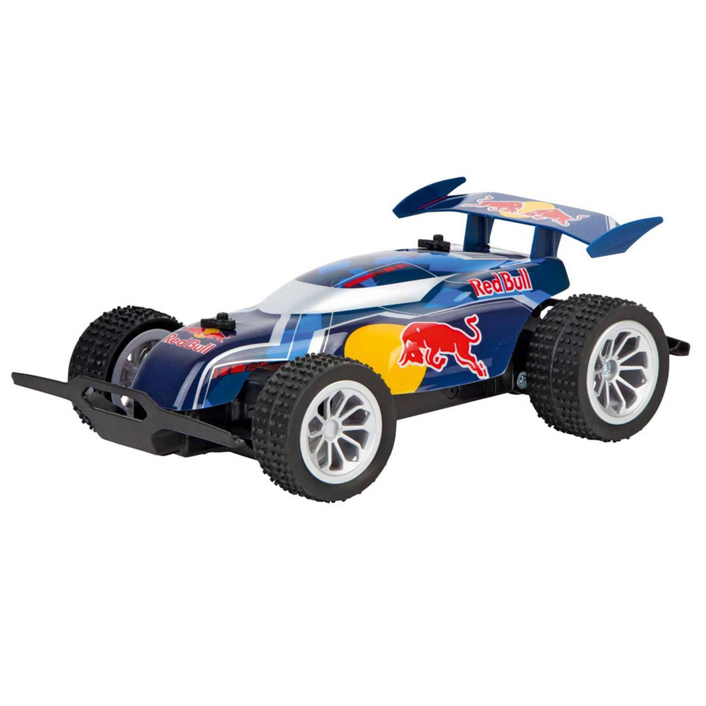 Carrera Go Op Afstand Bestuurbare Auto Red Bull Rc2 Blokker