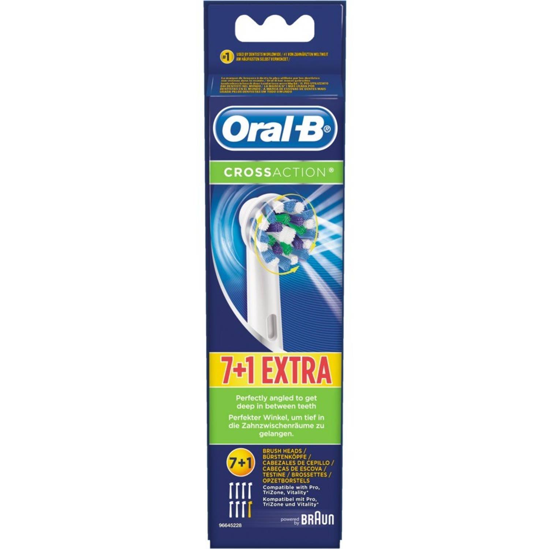 Opzetborstel Oral-B Cross Action
