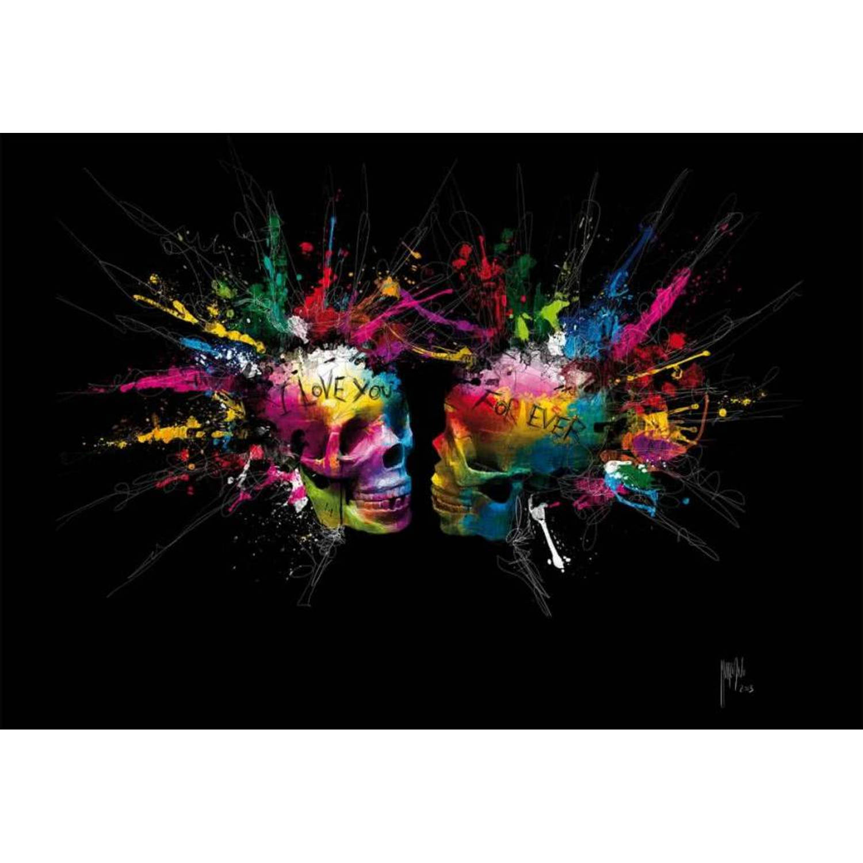 Patrice Murciano - Fotobehang Lovers - 366 x 253 cm - Multi