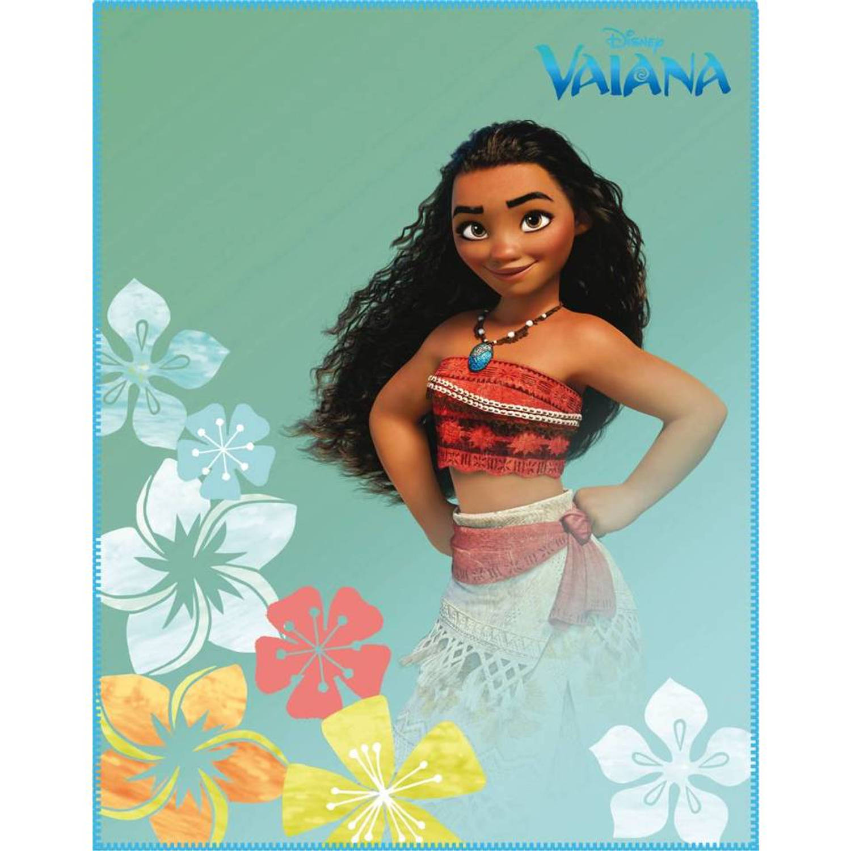 Disney aloha - plaid - 110 x 140 cm - multi