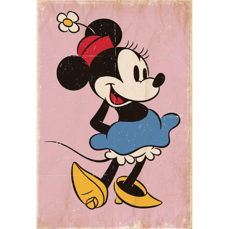 fotobehang Minnie Mouse 232 x 158 cm