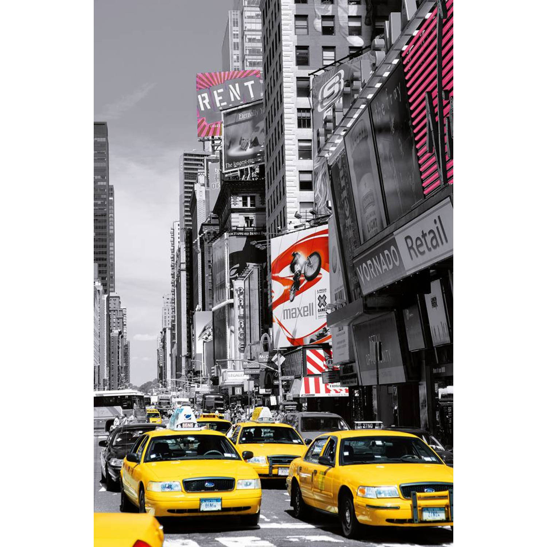 New York Times Square - Poster Xxl - 115 X 175 Cm - Multi