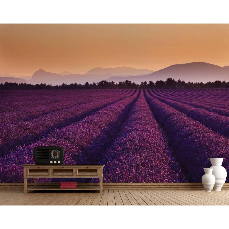 Lavendel - 232 cm x 315 cm - Multi
