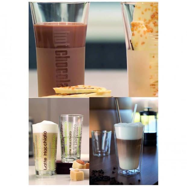 Montana Simply latte macchiatoglazen - 6 stuks