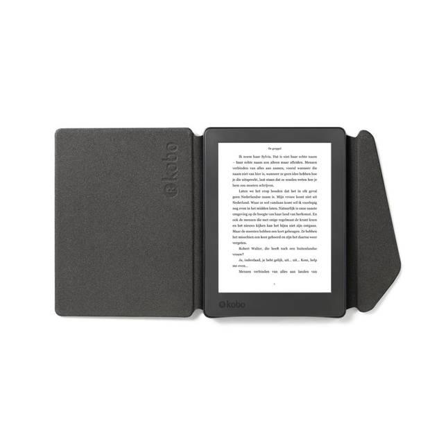 Kobo Aura H2O SleepCover - zwart