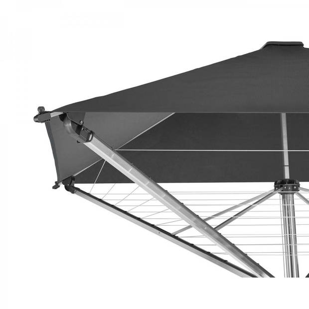 Leifheit Linoprotect 400 droogmolen - met bodemhuls - 40 m