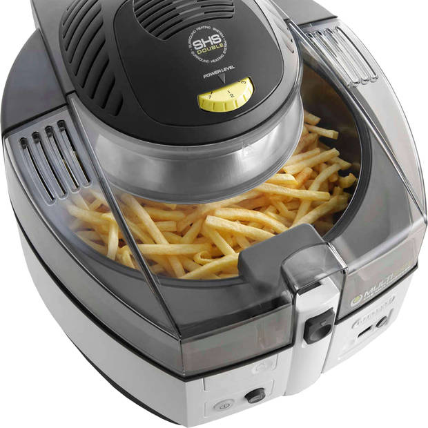 Multicooker en Friteuse zonder olie Multifry FH1163 Classic