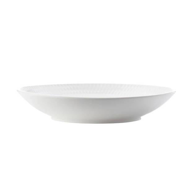 Maxwell & Williams Diamonds Round pastabord - ø 18,5 cm