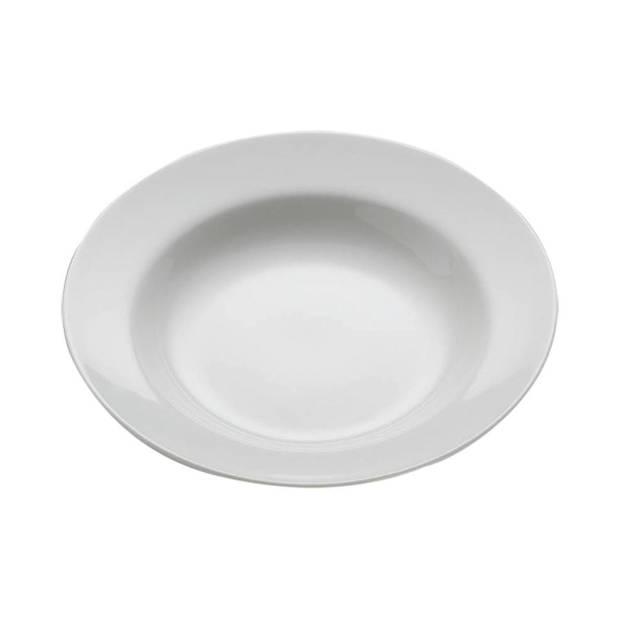 Maxwell & Williams White Basics Rim pastabord - ø 23 cm