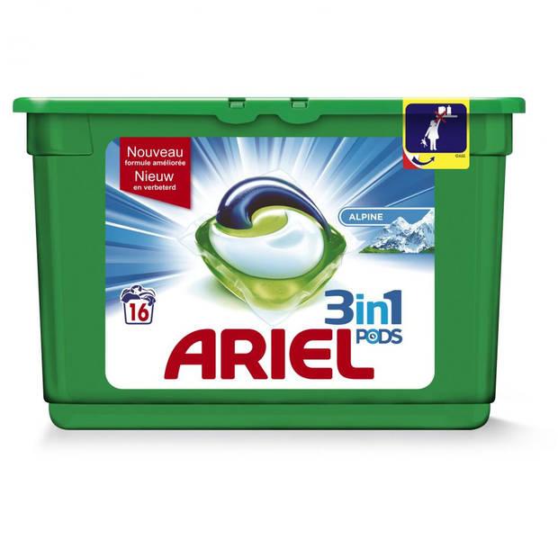 Ariel 3-in-1 pods - Alpine