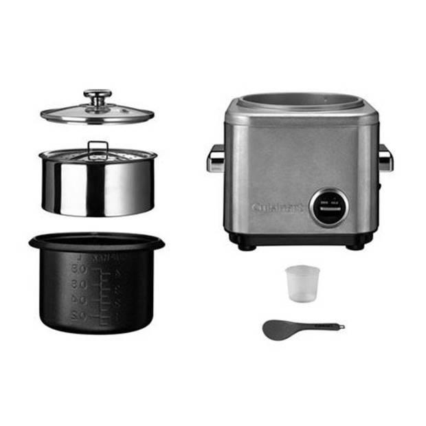 Cuisinart rijstkoker/stoomkoker CRC400E