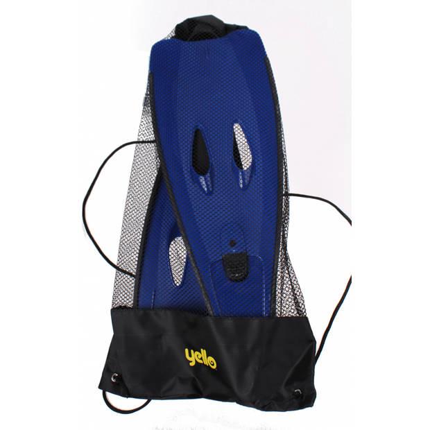 Yello zwemvliezen blauw unisex maat 43/44