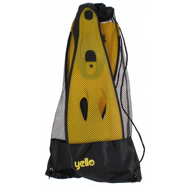 Yello zwemvliezen geel unisex maat 40/41