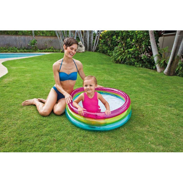 Intex opblaaszwembad 86 x 25 cm