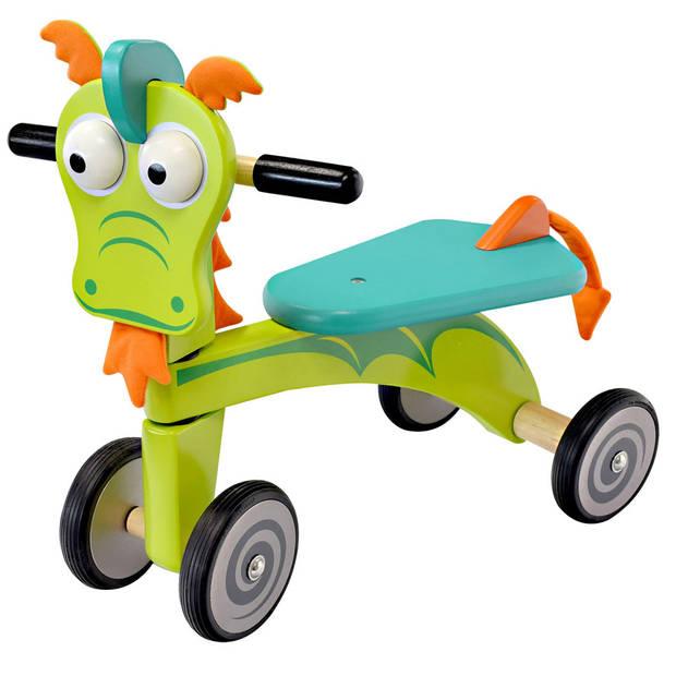 I'm Toy loopfiets draak - 49,5 x 30,5 x 44 cm