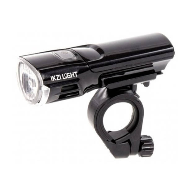 Ikzi Light voorlicht Mr. Brightside Hi-Tech LED zwart 10 x 3 cm