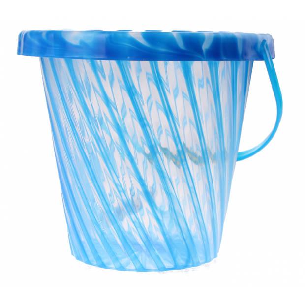 Yello speelemmer blauw 20 x 20 cm