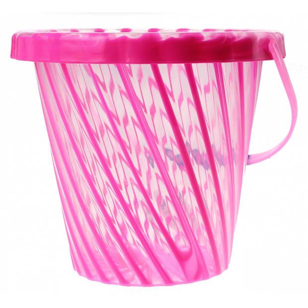 Yello speelemmer roze 20 x 20 cm