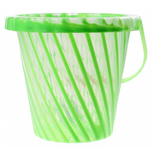 Yello speelemmer groen 20 x 20 cm