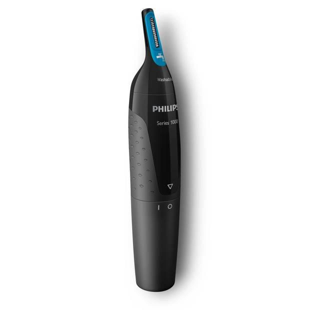 Philips neushaartrimmer NT1151/15 - zwart