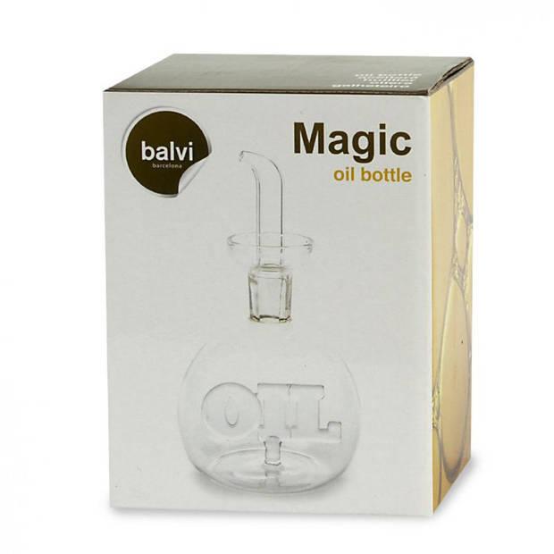 Balvi Magic olieflesje - glas - 400 ml
