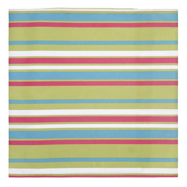 Dutch Decor Tafelloper Sunny 45x150 cm streep kleur