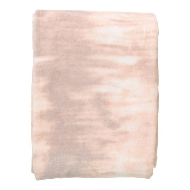 Dutch Decor Plaid Imtex 130x180 cm roze
