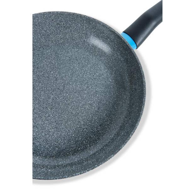 BK Blue Label Stone Koekenpan - Ø 24 cm