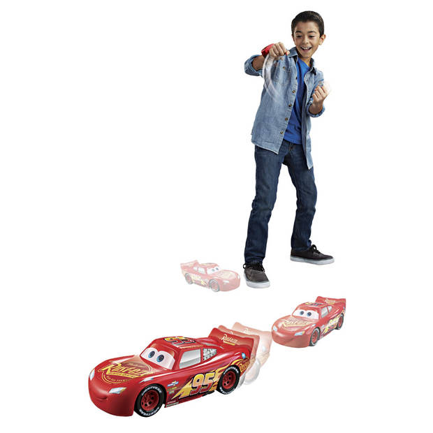 Disney Cars 3 Turn 'n Drive Bliksem McQueen