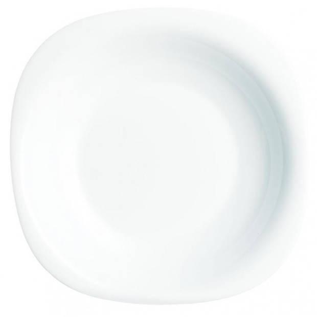Luminarc Carine serviesset - 18-delig - wit