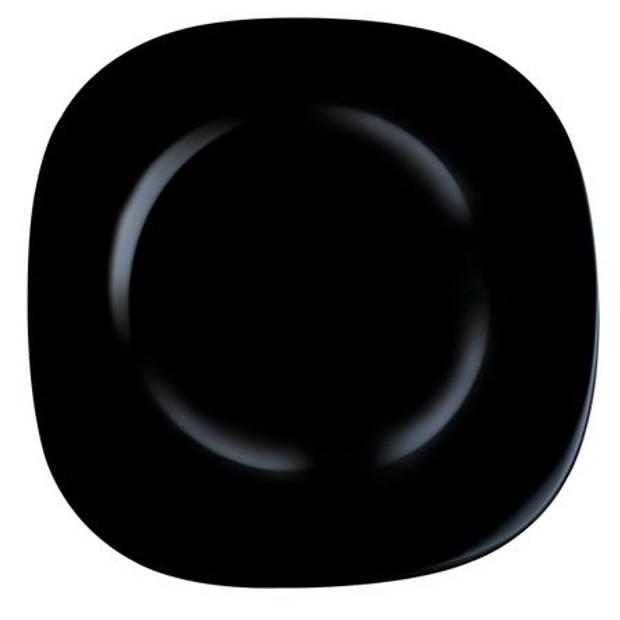 Dinerbord Carine Zwart 27cm