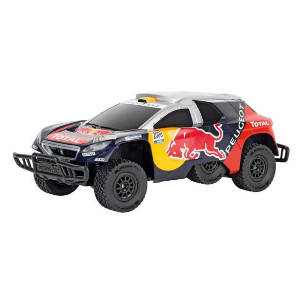 Carrera Peugeot Red Bull Dakar 16