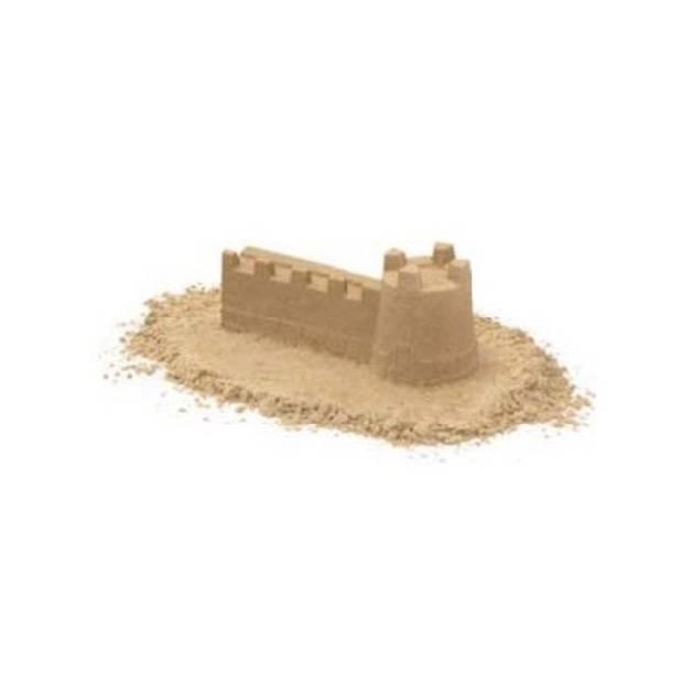 Yello zandvorm kasteelmuur rood 42 x 16 x 18 cm