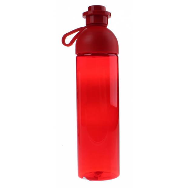LEGO Hydration drinkbeker rood 740 ml