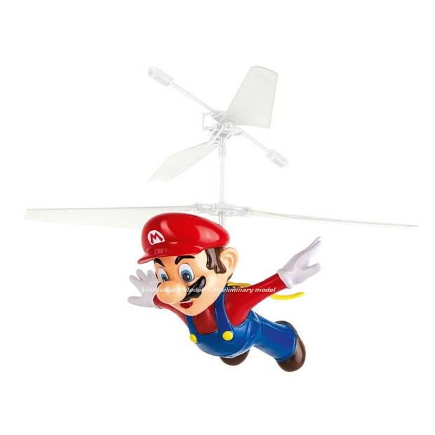 Carrera GO! Super Mario World op afstand bestuurbare vliegende Mario
