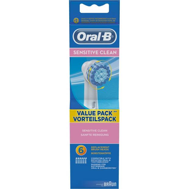 Opzetborstel Oral-B Sensitive