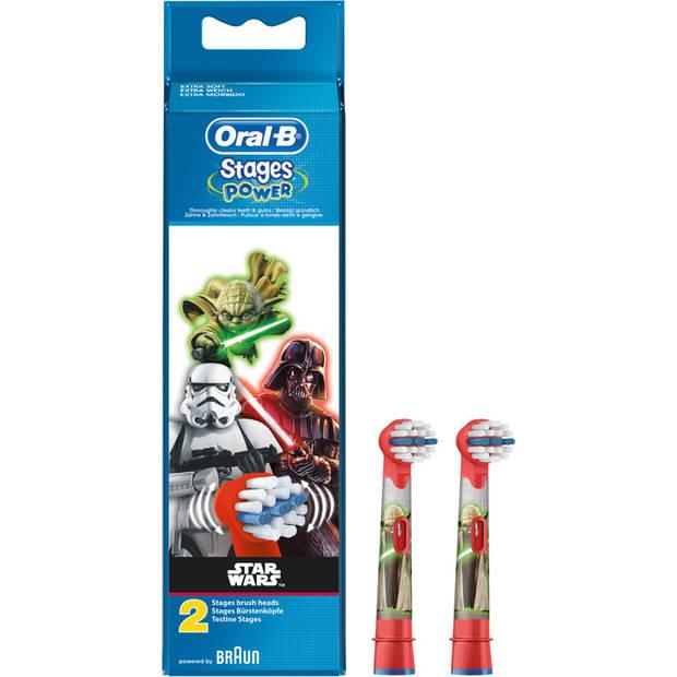 Oral-B Opzetborstel Stages Power Star Wars