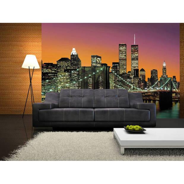 - New York City - 366 x 254 cm - Multi