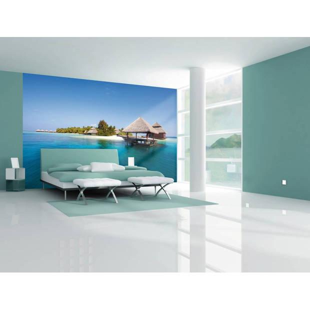 Dream island - 232 x 315 cm - Multi