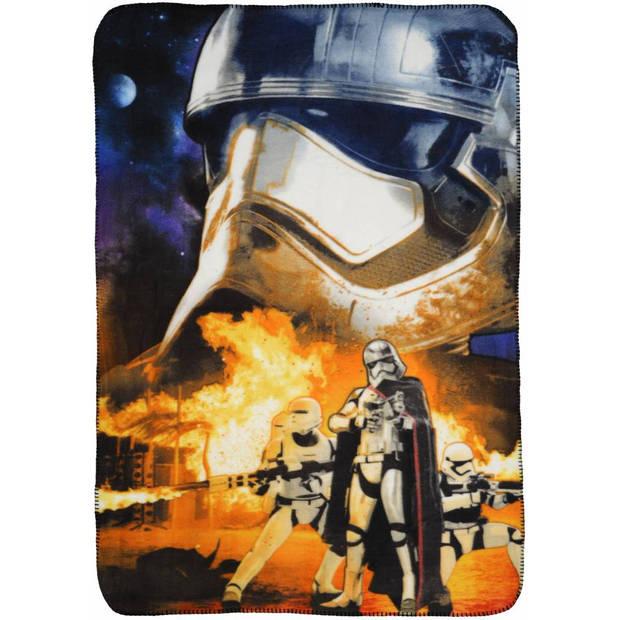 Disney the force awakens - Fleeceplaid - 100 x 140 cm - Multi