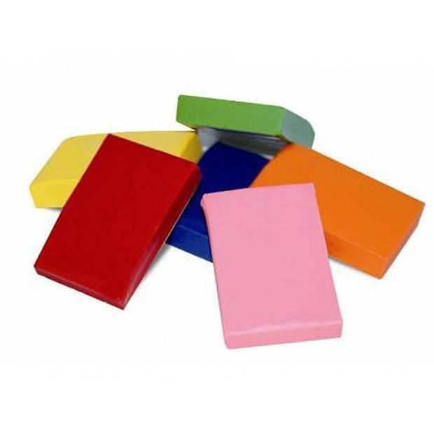 Kneedgum Trendy - Assorti Kleuren - 4 stuks