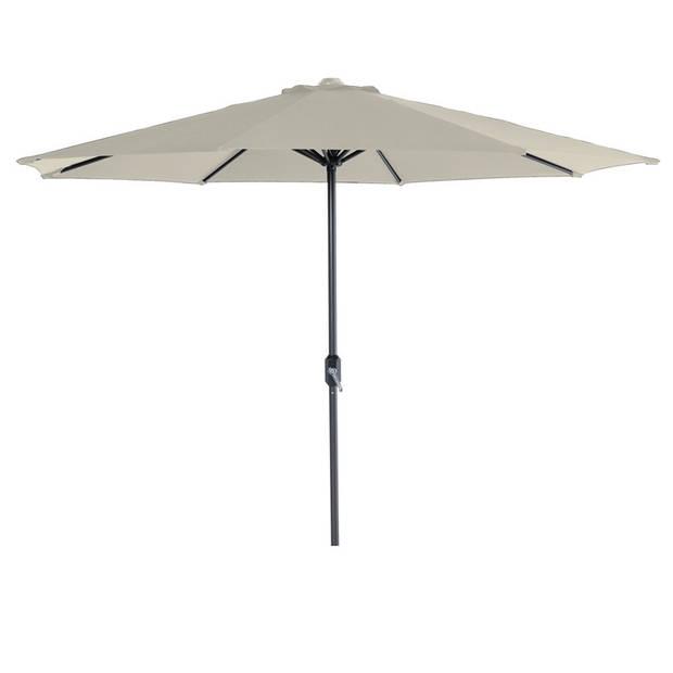Garden Impressions Lotus parasol Ø300 cm - ecru